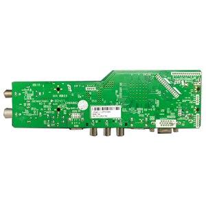 Image 5 - Media doppio del gioco di USB del bordo di Driver dellaffissione a cristalli liquidi universale DVB S2/T ATV del DVB C del segnale di Digital di sostegno del gioco di 5 OSD