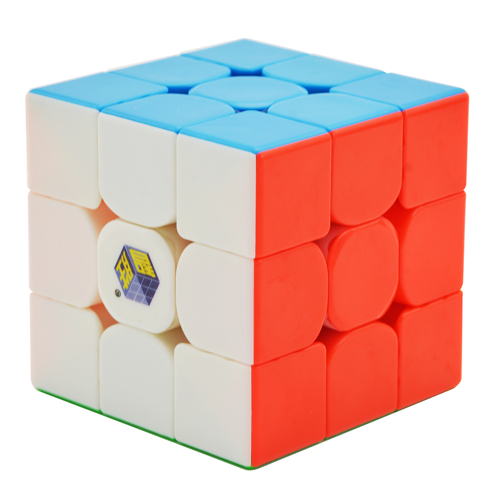New Yuxin Huanglong M 3x3x3 Magic Cube Magnetic Stickerless Zhisheng Speed Cube Puzzle Toys For Children