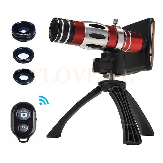 2017 150x teleobjetivos zoom 18x telescopio lente macro para iphone 6 6 s 7 plus 5 5S se 4 s angl amplia microscopio lentes de ojo de pez