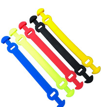 (10pcs/lot)Shock absorber long shock buckle tennis dampener silicone reduce for rackets