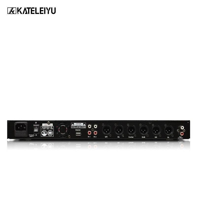 Звуковой процессор GTX6 улучшенная версия управления обработкой - 4