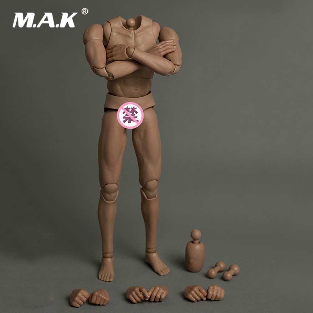 1//6 scale Europe Man Male Body Model Doll Toy MX02-A Action Figure Accessory