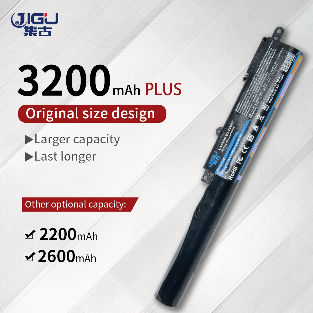 JIGU 3CELLS Laptop Battery A31N1519 FOR ASUS A540L X540LA X540LJ X540S X540SA X540SC X540L R540UP R540SA R540L