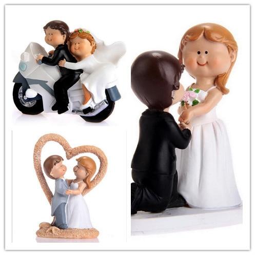 Cartoon Cake top + proposed series, travel series Wedding Cake ...