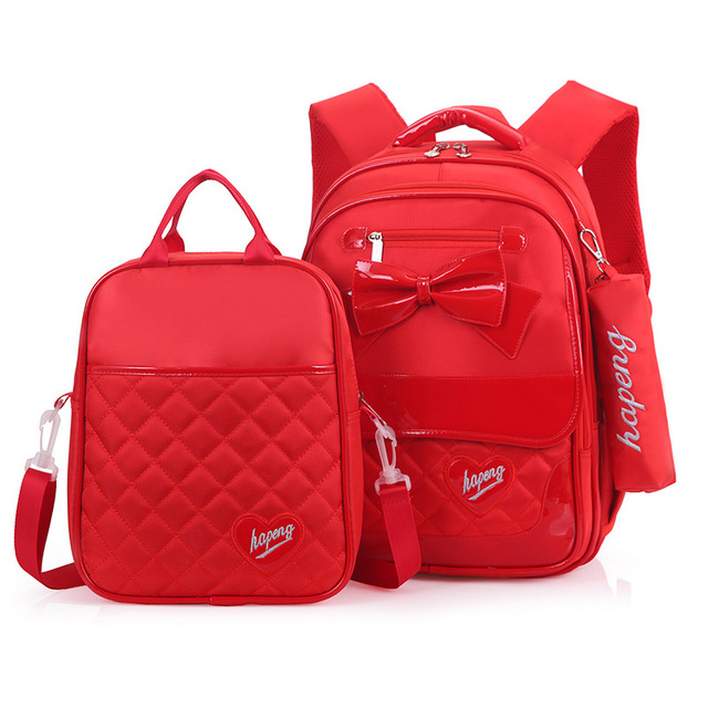 40ca2ba1249e Waterproof Children School Bags Set For Girls School Backpack Kids Orthopedic  Backpacks Mochila SchoolBag Kids Satchel