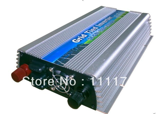 600w New Micro Grid Tie Inverter For Solar Home System MPPT Function DC 12V AC 220V Pure Sine Wave Inverter
