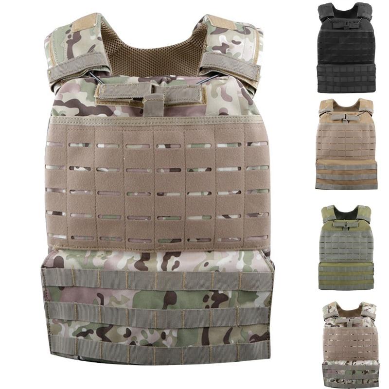 Military Tactical Vest Molle Combat Airsoft Assault Tactical Vests Multicam CS Outdoor Clothing Hunting Vest