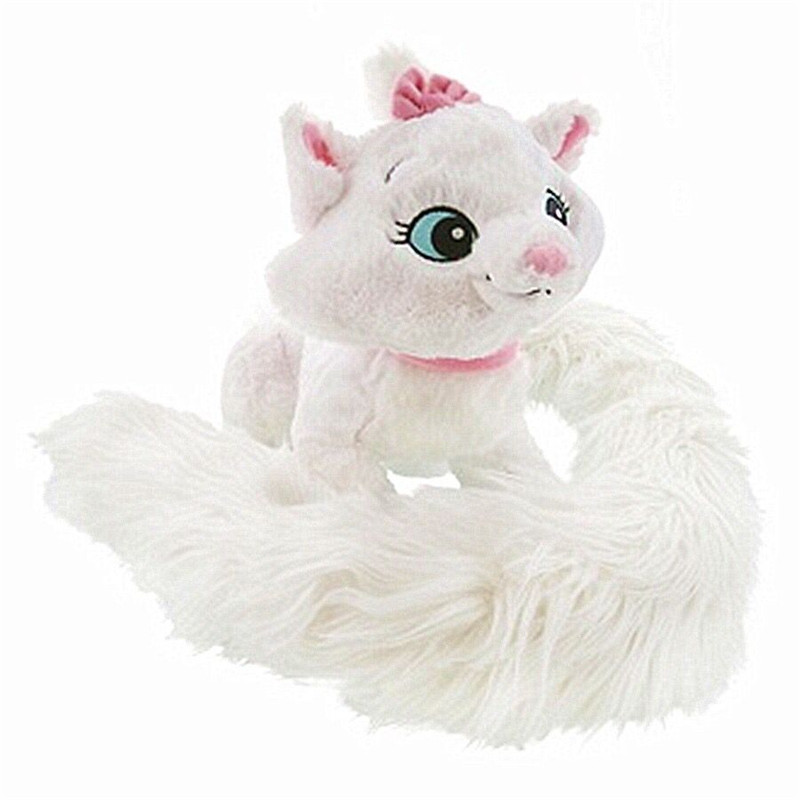 Dolls & Stuffed Toys Toys & Hobbies Free Shipping 1pieces/lot 30*100cm Marie Cat Plush Doll Collector Toy Childrens Toys Christmas Gift