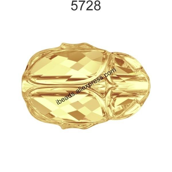 (1 pièce) 100% D'origine cristaux de Swarovski 5728 Scarabée Perle 12mm  fabriqué en Autriche strass en vrac pour BIJOUX À BRICOLER SOI-MÊME faisant