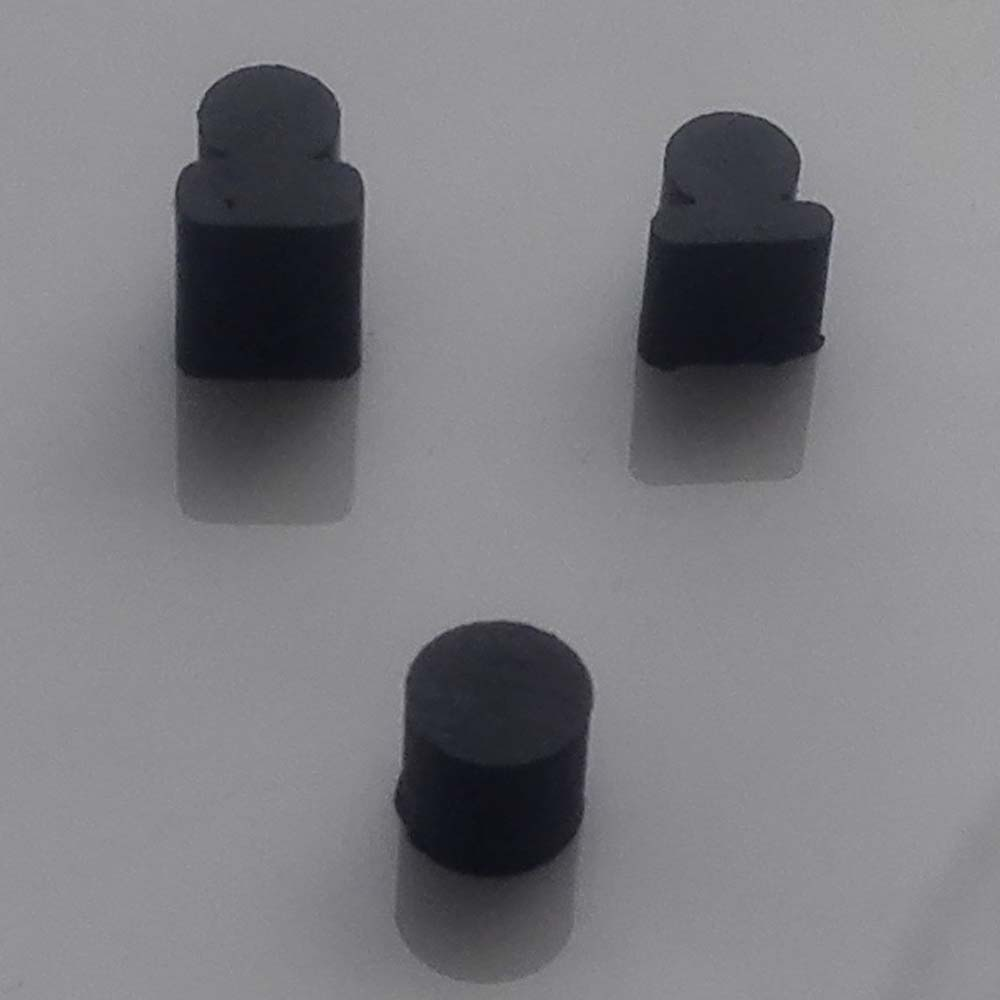 30 Pcs French Horn Valve Cushion Rubber Pads