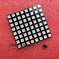 1 шт. WS2812 ПРИВЕЛО 5050 RGB 8x8 64 LED Матрица для Arduino