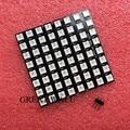 1 pcs WS2812 LED RGB 5050 8x8 64 LED de Matriz para Arduino