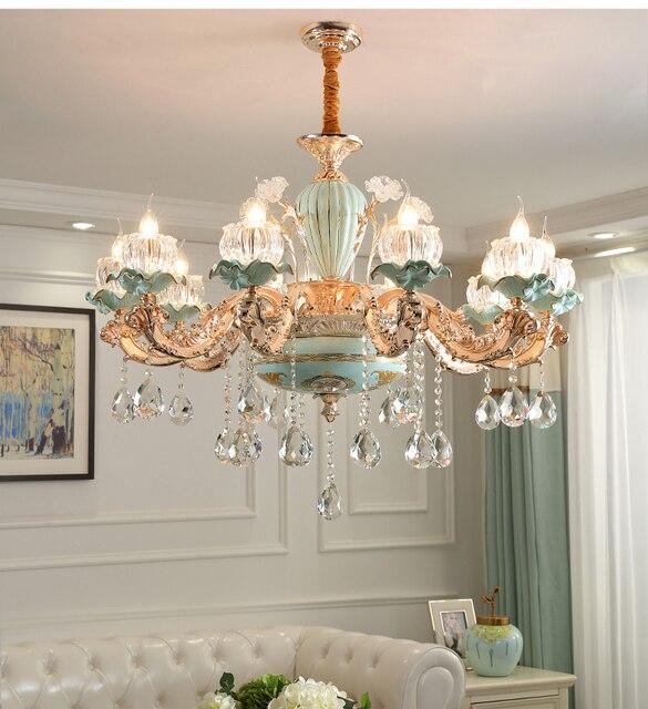 10 lights chandelier