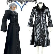 Free Shipping Kingdom Hearts Organization XIII 3rd Uniform Game Cosplay  Costume(China) fa7601c64a9b