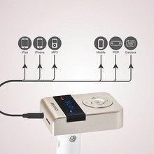 Lecteur de Musique Bluetooth pour Voiture