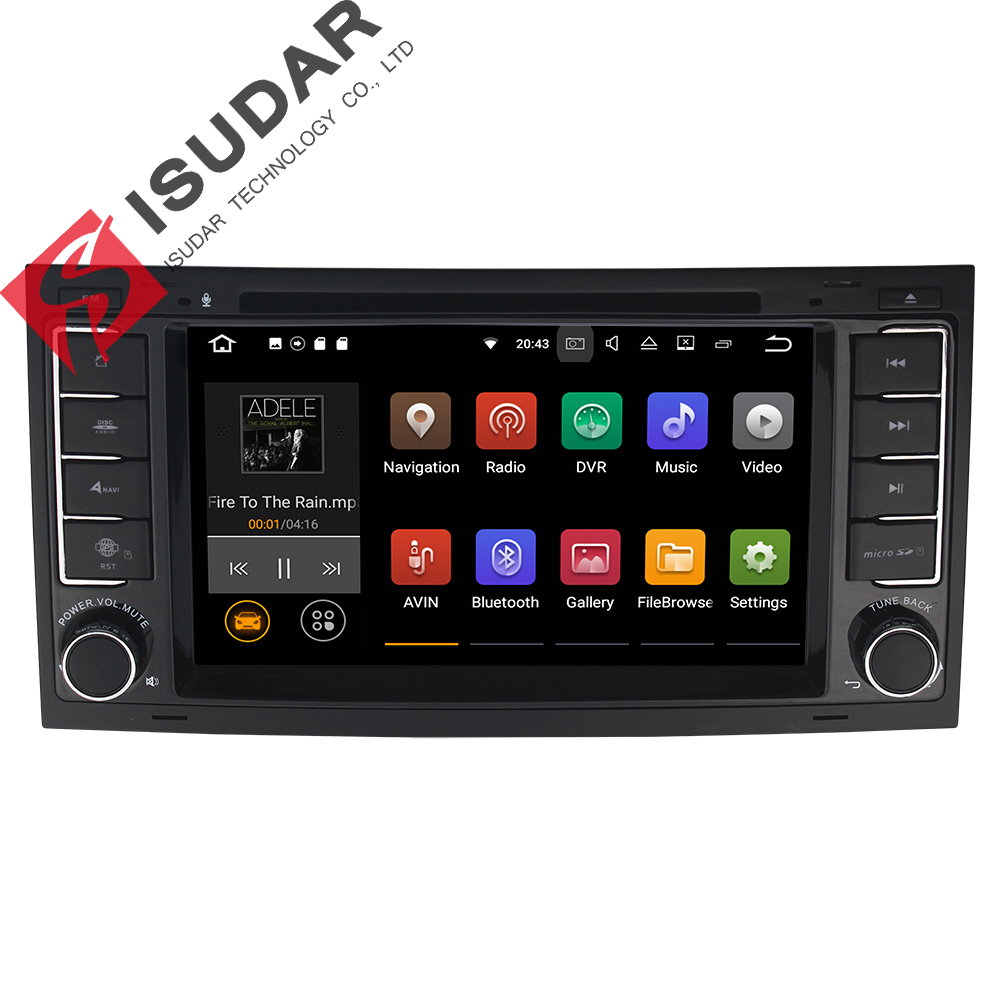 Wholesales 7 Inch Android 7 1 1 font b Car b font DVD Player For VW