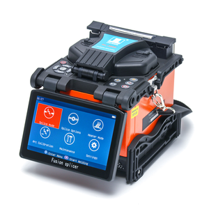 Image 2 - FTTH JiLong KL 360E Optical Fiber fusion splicer splicing machine with 9s splicing time 15s  heating time free shipping