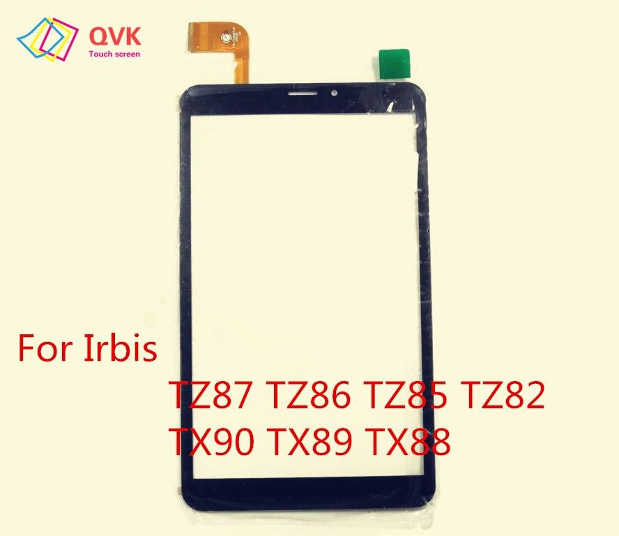 Touch-Screen Black TX90 TX80 Capacitive 8inch For Irbis Tz87/Tz86/Tz85/..