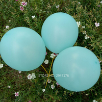 100 Latex Balloons Free Shipping 10 Inch Mint Green 50 Balloon Ball Wedding Festive Party Decoration