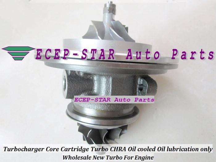 Turbocharger Core Cartridge Turbo CHRA Oil cooled Oil lubricationK03 53039880015 (2)