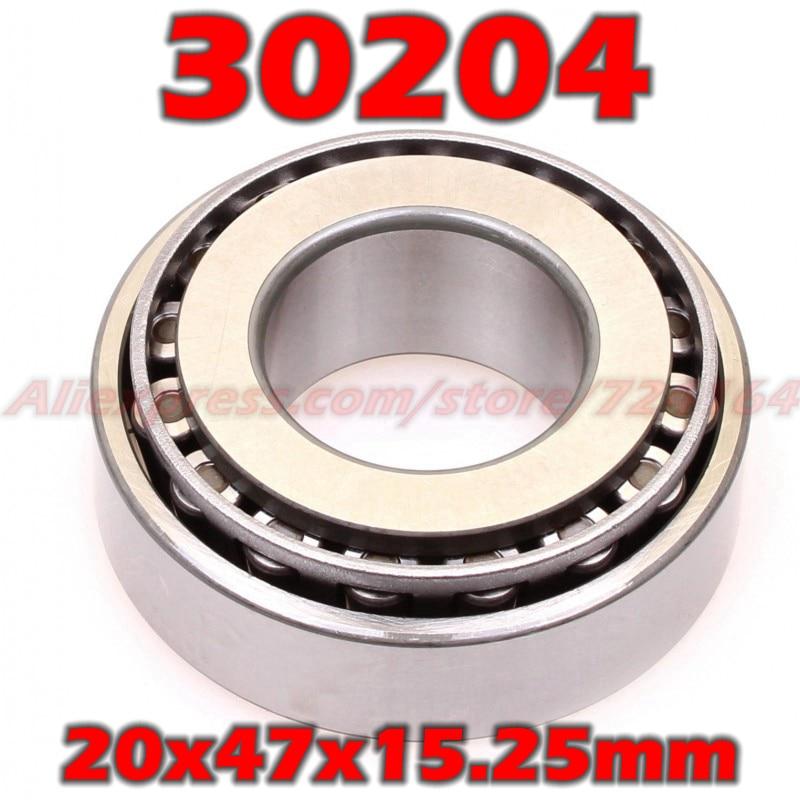 30205 1 PCS Steering Taper Roller Wheel Bearing Tapered 25x52x16.5 mm