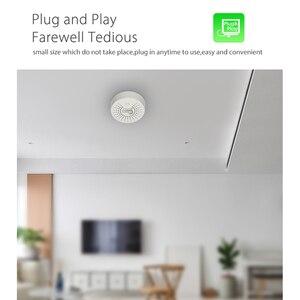 Image 3 - Coolcam 無線 Lan 1/2/3 ギャングウォールライトスイッチガラスパネルタッチ Led ライトスイッチ用サポート Google ホーム Alexa と IFTTT
