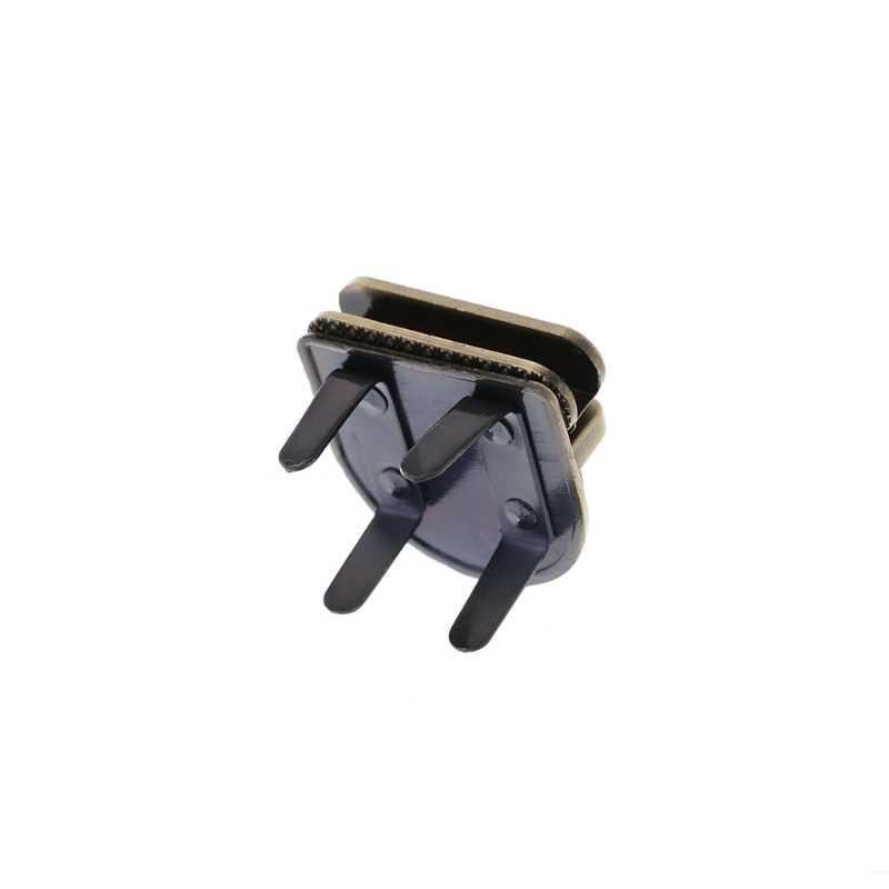 THINKTHENDO אופנה חמה מתכת אבזם תור מנעול טוויסט נעילה עבור DIY תיק תיק ארנק חומרת סגירת תיק חלקי אבזרים