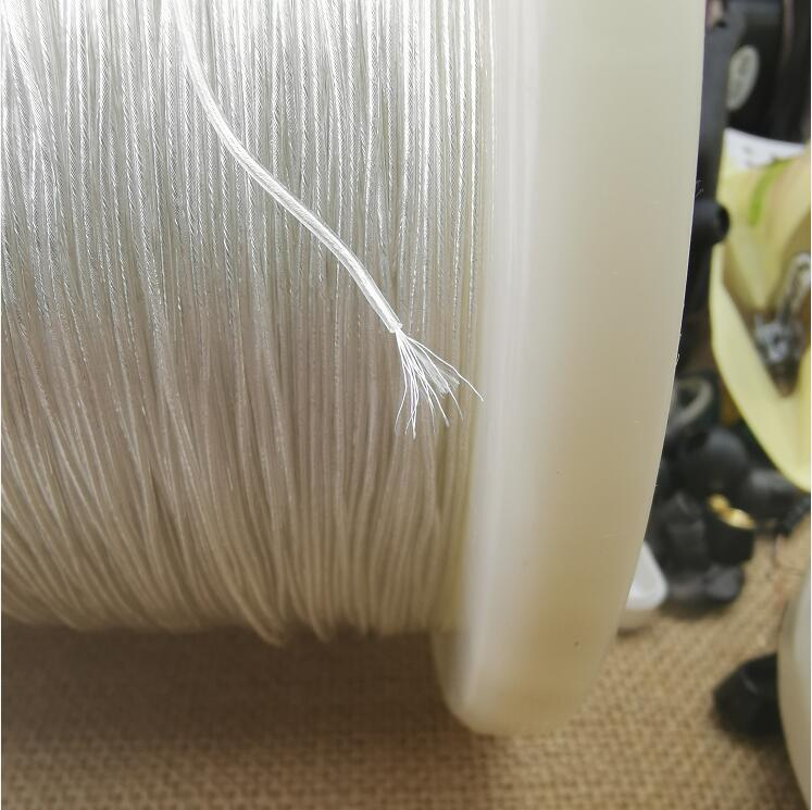 5n pure silver wire core OD 0 8MM 11meters