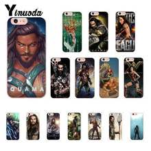 Yinuoda Aquaman Красочный милый чехол для телефона iPhone 5 5Sx 6 7 7 plus 8 8 Plus X XS MAX XR Fundas Capa(China)