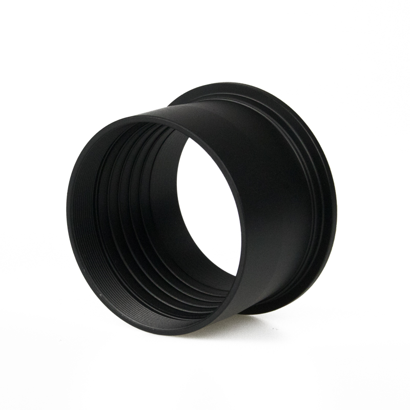 2 Inch Telescope T Adapter for M48 Camera Ring Telescope Eyepiece End Extending Tube With M42x0.75 Astro Filter Threads cnscope new 1 25 adjustable extension tube for telescope eyepiece t rings and scope