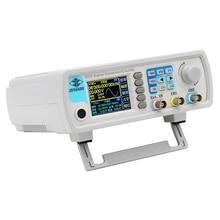 цена на JUNTEK JDS6600 Series DDS Signal Generator Dual-channel Generator Digital Pulse Signal Source Frequency Meter 100% Original