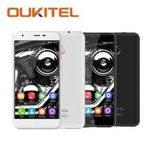 Оригинальный Oukitel K7000 Móviles 16 ГБ Встроенная память 2 ГБ Оперативная память MTK6737 Quad Core 1.3 ГГц Android 6.0 смартфон 5.0 дюймов 2000 мАч 1280*720