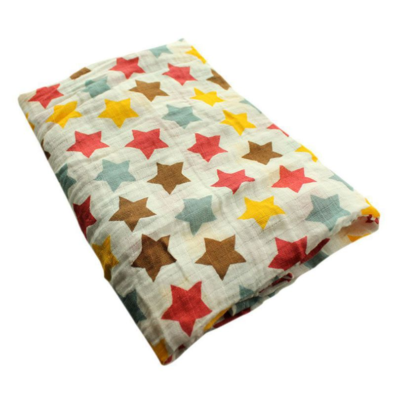 Lovely Fruit Printing Children Towels Super Soft Baby Care Towel Washcloth Wipe Sweat Towel New Arrival