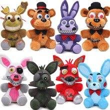 Freddy's-Toy Plush-Toys Animal-Dolls Bonnie Stuffed Fnaf Nightmare Bear Springtrap Five-Nights
