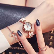 Luxury Brand Women Watches 2019 Fashion Elegant Bracelet Quartz Watch Ladies Casual Small Dial Dress Wristwatch Relogio Feminino