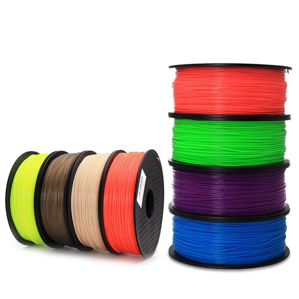PCL 1,75 мм 1 кг/рулон, 3d нить, PCL материалы для низкой температуры, 3D нить, пластиковые расходные материалы для детей, подарки