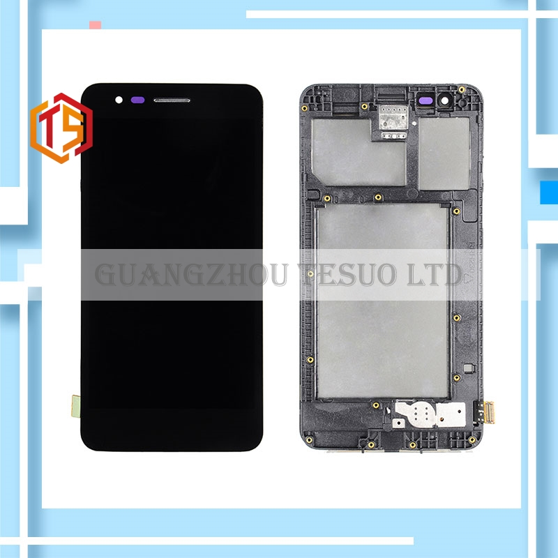 Guarantee 100% 5.0 HH LCD For LG K4 2017 X230 X230DSF LCD Dispaly with Touch Screen Digitizer Panel Assembly With Frame+Tools