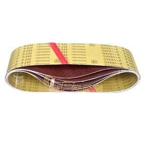 """Image 4 - 5 ชิ้น 915*100mm Sanding Belts P60 P800 ขัดหน้าจอ Band 4 """"* 36"""" สำหรับไม้นุ่มโลหะขัด"""