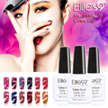 Elite99 Soak Off Color Gel Nail Polish Curing Can Mix With Base Color Gel Halo effect Gel Lacquer Need Nail Base and Top UV LED