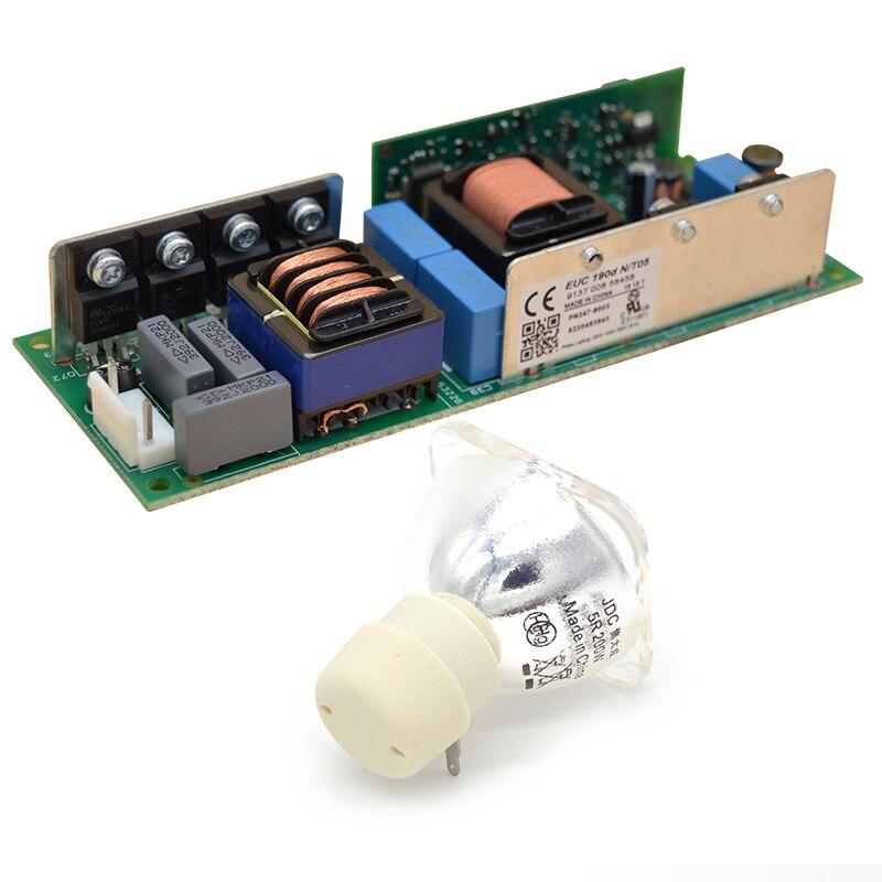Kaita Moving Beam 5r 200w Beam Lamp Bulb With Ballast Power Supply