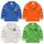 Bebé polo camisas de manga larga 2017 de primavera y otoño niño niño da vuelta-abajo de color sólido niño 100% algodón camisas de los muchachos ocasionales