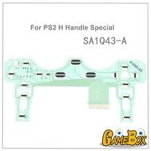 Realização de Cinema SA1Q43-A Para 2 SA1Q43-A PS2 H-Joystick Condutora Film Para Playstation ps2 Placa de Circuito Fita Realização Filme