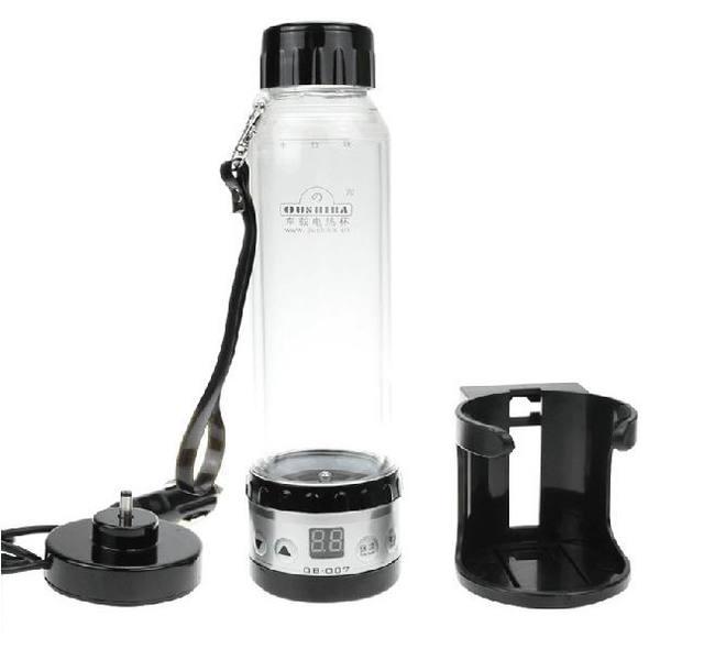 Basado Coche Eléctrico Hervidor de Agua Hirviendo Taza Calefacción Taza Térmica Taza 280 ml CP002 Envío Libre