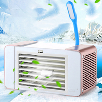 Mini USB Portable Air Conditioner Humidifier Purifier Air Cooling Fan Air Cooler Fan For Office Room Sarmocare