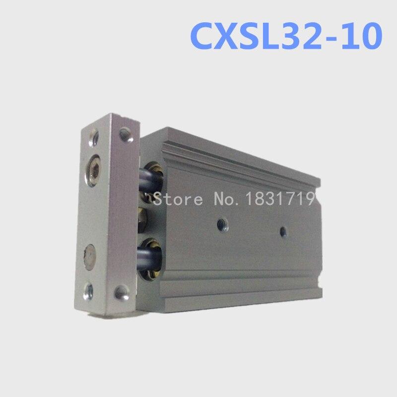 CXSL32-10 CXSL32-20 Duplex double bar cylinder ball bearings Pneumatic components CXSL32X10 CXSL32X20CXSL32-10 CXSL32-20 Duplex double bar cylinder ball bearings Pneumatic components CXSL32X10 CXSL32X20