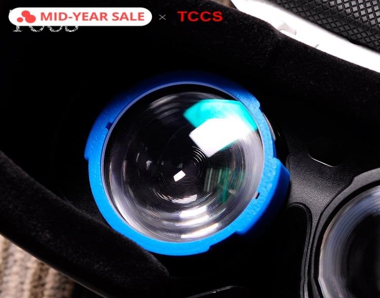 Grátis ShippingAnti-azul Luz Fresnel Lente Míope óculos de Proteção Quadro Personalizado de Moldagem Por Injeção Para HP/DELL VR