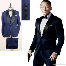 New Custom Made Wedding Suits for men Formal Suit Groom Tuxedos Tailcoat Groomsman Suits