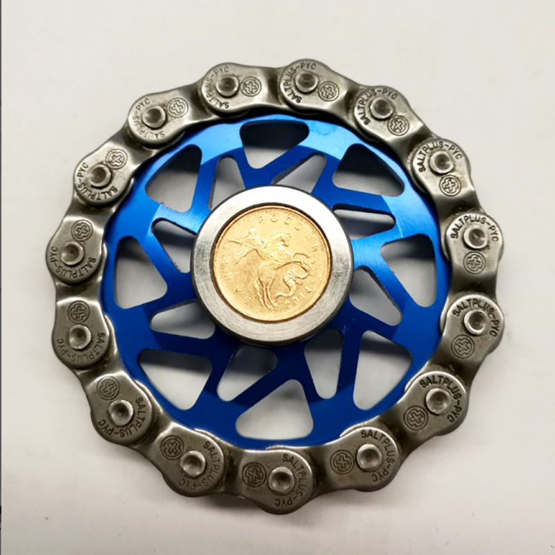New Limited Edition Fidget Spinner Zirconia Ceramic Shaft Stress Toys Hand Spinner Tri-Spinner Fidgets EDC Autism Toy SL43  50pcsnew pattern colorful hand tri spinner fidgets toy torqbar alloy edc sensory fidget spinners for autism and kids adult funny