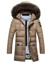 Free Shipping The New Winter 2016 Men S Fashion Leisure Men More Upscale Warm Winter Long