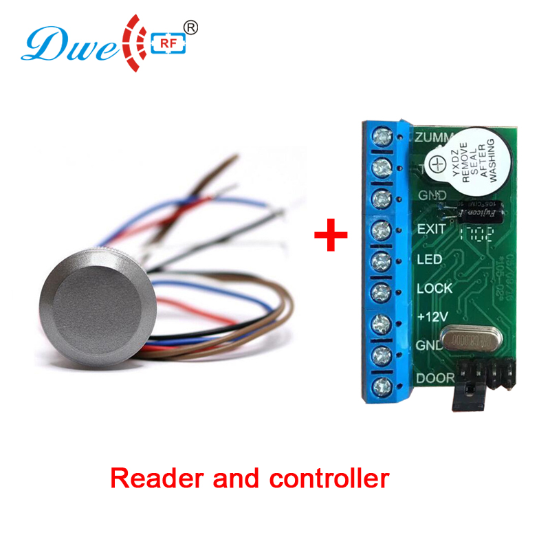 DWE CC RF ACS mini 125khz EMID marine reader and RFID door controller with beeper at 114v rf if and rfid mr li page 9